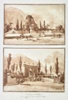 Fontaines publiques qui se voyent sur la route de Montreal a Palerme.