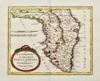Der Neapolitanischen Landschaft Terra d'Otranto oder Ostapuliens südlichler Theil.