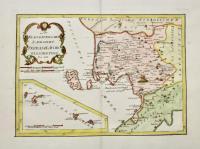 Der Neapolitanischen Landschaft Terra di Lavoro südlicher Theil.
