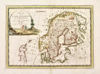 Li regni di Svezia Danimarca e Norvegia delineate sulle ultime osservazioni