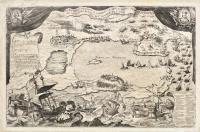 Le due famose fortezze di Navarino vecchio e nuovo rese all'armi della potent.a Rep.ca di Venezia l'anno (1686) sotto il Pontificato d'Innoc. XI