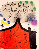 """Copertina """"Joan Miró Litographe, volume I"""""""