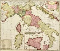 Italia iam tota principes in suas partes accuratius distincta…