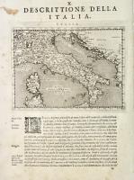 Descrittione della Italia
