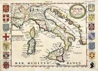 L'Italie avec les iles qui en dependent