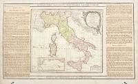 L'Italie divisée en tous ses etas…