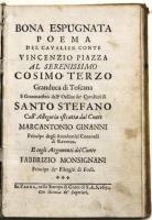 Bona Espugnata, poema