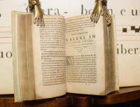 Libri epidemiorum hippocratis primus, tertius, et sextus cum Galeni in eos commentariis, io. Vassaeo Melensi interprete.