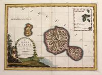 L'isola O-Taiti scoperta dal Cap. Cook con le Marchesi de Mendoza