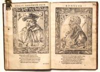 Musaei Ioviani imagines artifice manu ad viuum expressae