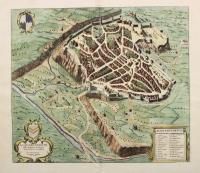 Acquapendente Ville de l'Etat de l'Eglise, dans la province d'Orvietan.