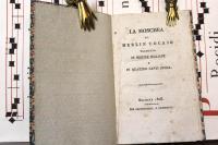 La moschea…tradotta in sestine italiane e in quattro canti divisa