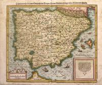 Hispanien nach aller seiner gelegenheit/in Bergen/ Stetten/Vôlckern/Königreichen/Wässern und Inseln
