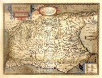 Italia Gallica sive Gallia Cisalpina..