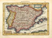 Hispaniae nova descript.
