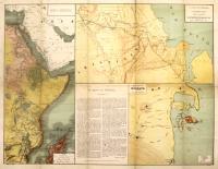Confini tra l'Abissinia e i possedimenti italiani in Africa-Schizzo topografico di Massaua e dintorni