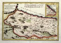 Die Neapolitanische Landschaft Terra di Bari oder Mittel Apulien.