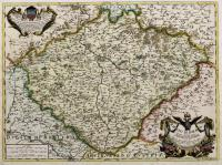 Il regno di Boemia descritto su l'esemplare delle carte migliori