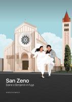 San Zeno Elaine e Benjamin in fuga