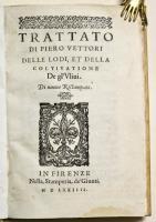 Trattato delle lodi, et della coltivatione de gl'ulivi