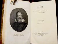 Opere di Galileo Galilei. Nobile fiorentino