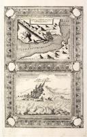 Scilla e Cariddi nello stretto di Messina, rappresentati secondo il parere del P. Atanasio Chirchero – Scilla e Cariddi nel Faro di Messina