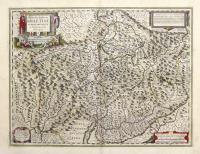 Alpinae seu foederatae Rhaetiae subditarumque et terrarum nova descriptio