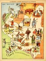 La Pologne, la Prusse orientale et la Lithuanie