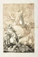 Sant'Ignazio di Loyola prega per gli appestati